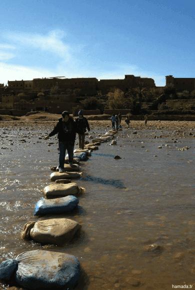 モロッコMAP